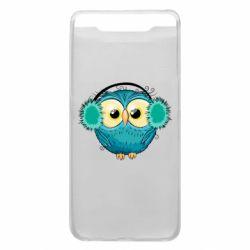 Чехол для Samsung A80 Winter owl