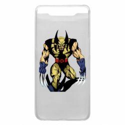 Чохол для Samsung A80 Wolverine comics
