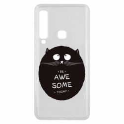 Чохол для Samsung A9 2018 Be Awesome Today!
