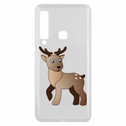 Чехол для Samsung A9 2018 Cartoon deer