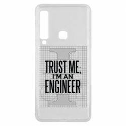 Чохол для Samsung A9 2018 Довірся мені я інженер