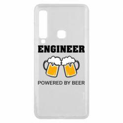 Чохол для Samsung A9 2018 Engineer Powered By Beer