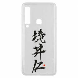 Чохол для Samsung A9 2018 Ghost Of Tsushima Hieroglyphs