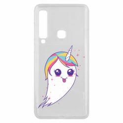 Чохол для Samsung A9 2018 Ghost Unicorn