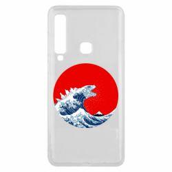 Чохол для Samsung A9 2018 Godzilla Wave