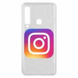 Чохол для Samsung A9 2018 Instagram Logo Gradient