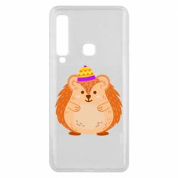 Чохол для Samsung A9 2018 Little hedgehog in a hat
