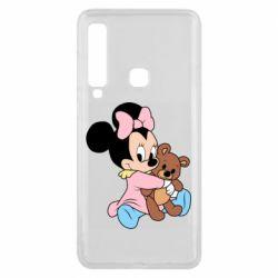 Чохол для Samsung A9 2018 Minnie And Bear