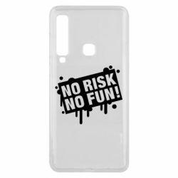 Чохол для Samsung A9 2018 No Risk No Fun