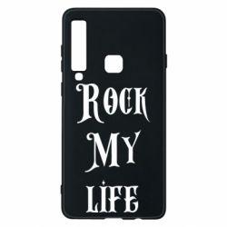 Чехол для Samsung A9 2018 Rock my life