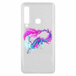Чохол для Samsung A9 2018 Sisu Water Dragon