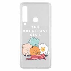 Чохол для Samsung A9 2018 The breakfast club