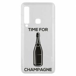 Чохол для Samsung A9 2018 Time for champagne
