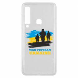 Чохол для Samsung A9 2018 War veteran оf Ukraine