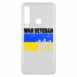 Чохол для Samsung A9 2018 War veteran