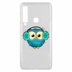 Чехол для Samsung A9 2018 Winter owl