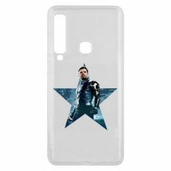 Чохол для Samsung A9 2018 Winter Soldier Star