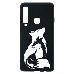 Чехол для Samsung A9 2018 Wolf And Fox