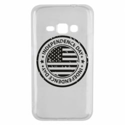Чехол для Samsung J1 2016 America Independence Day I