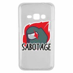 Чохол для Samsung J1 2016 Among Us Sabotage