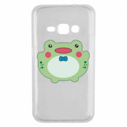 Чохол для Samsung J1 2016 Baby frog