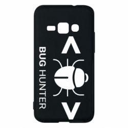 Чохол для Samsung J1 2016 Bug Hunter