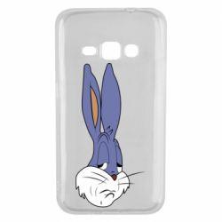 Чохол для Samsung J1 2016 Bugs Bunny Meme Face