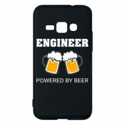 Чохол для Samsung J1 2016 Engineer Powered By Beer