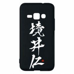Чохол для Samsung J1 2016 Ghost Of Tsushima Hieroglyphs