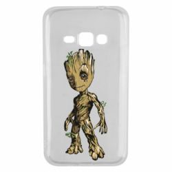 Чехол для Samsung J1 2016 Groot teen