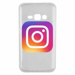 Чохол для Samsung J1 2016 Instagram Logo Gradient