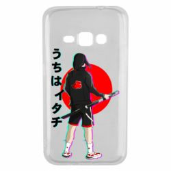 Чохол для Samsung J1 2016 Itachi in modern clothes