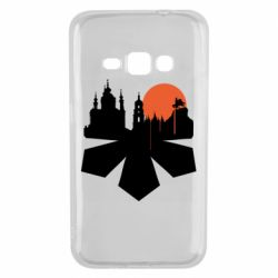Чохол для Samsung J1 2016 Kiev city of chestnuts