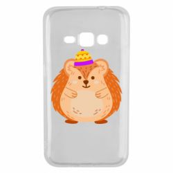 Чохол для Samsung J1 2016 Little hedgehog in a hat
