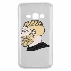 Чохол для Samsung J1 2016 Meme Man Nordic Gamer