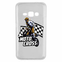 Чехол для Samsung J1 2016 Motocross