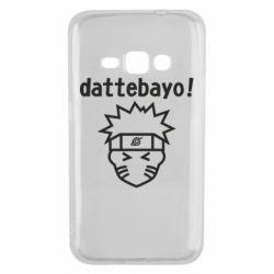 Чохол для Samsung J1 2016 Naruto dattebayo!