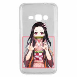 Чохол для Samsung J1 2016 Nezuko