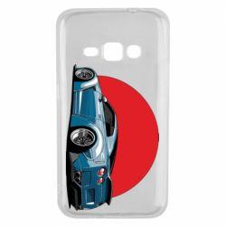 Чехол для Samsung J1 2016 Nissan GR-R Japan