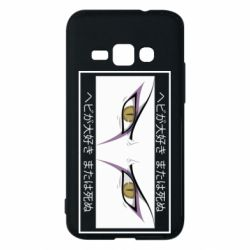 Чохол для Samsung J1 2016 Orochimaru's eyes