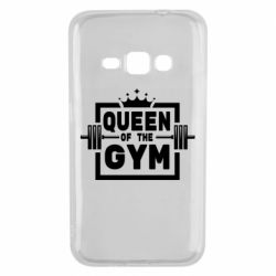 Чохол для Samsung J1 2016 Queen Of The Gym