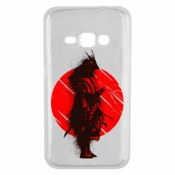 Чохол для Samsung J1 2016 Samurai spray