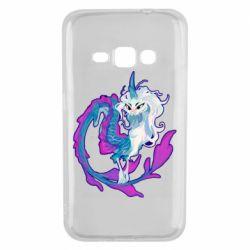 Чохол для Samsung J1 2016 Sisu Dragon Art