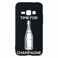 Чохол для Samsung J1 2016 Time for champagne