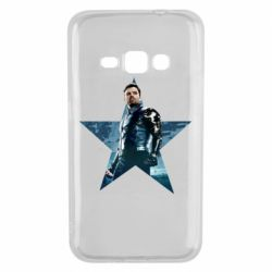 Чохол для Samsung J1 2016 Winter Soldier Star