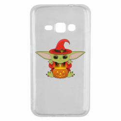 Чохол для Samsung J1 2016 Yoda conjures