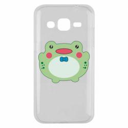 Чохол для Samsung J2 2015 Baby frog