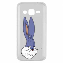 Чохол для Samsung J2 2015 Bugs Bunny Meme Face