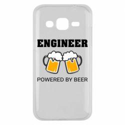 Чохол для Samsung J2 2015 Engineer Powered By Beer