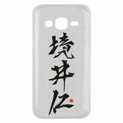 Чохол для Samsung J2 2015 Ghost Of Tsushima Hieroglyphs